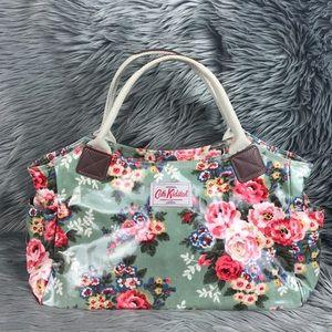 Cath Kidston Zip Purse Satchel Tote Handbag